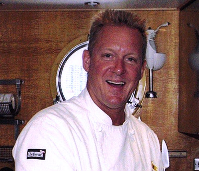 Chef Peter Ziegelmeier