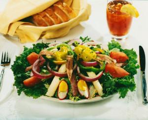Gazebo Room Restaurant Antipasto Salad